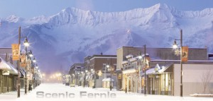 Scenic Fernie, the place Powder calls home