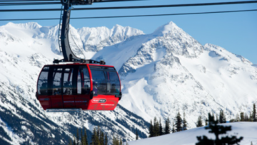 Historic Investment at Whistler Blackcomb