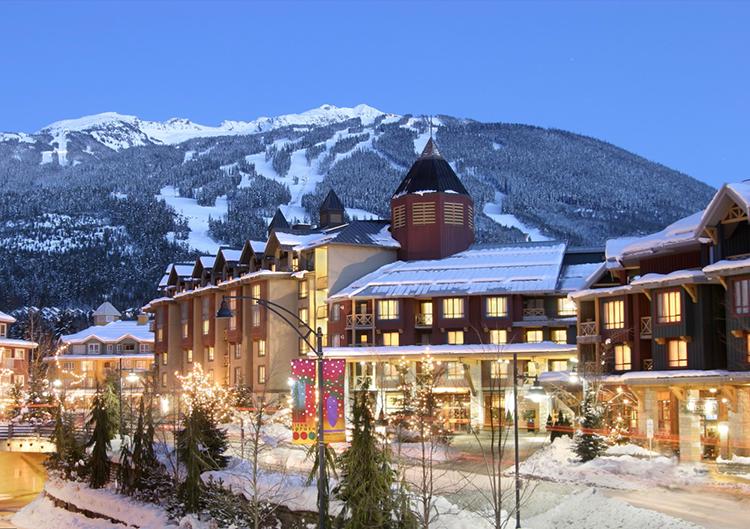 Whistler Resort 750