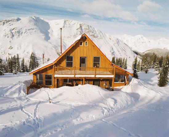 Amiskwi Lodge