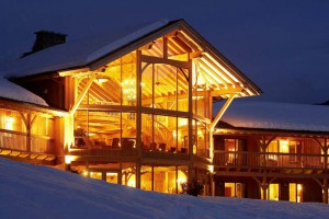 Bear Claw Lodge, Skeena Heliski Resort