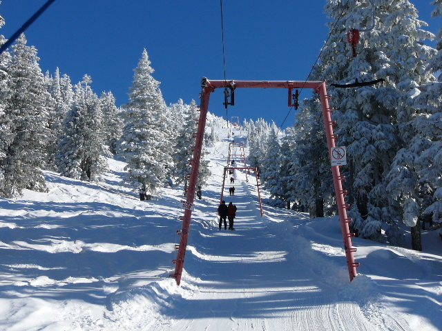 Mount Cain Powder Canada