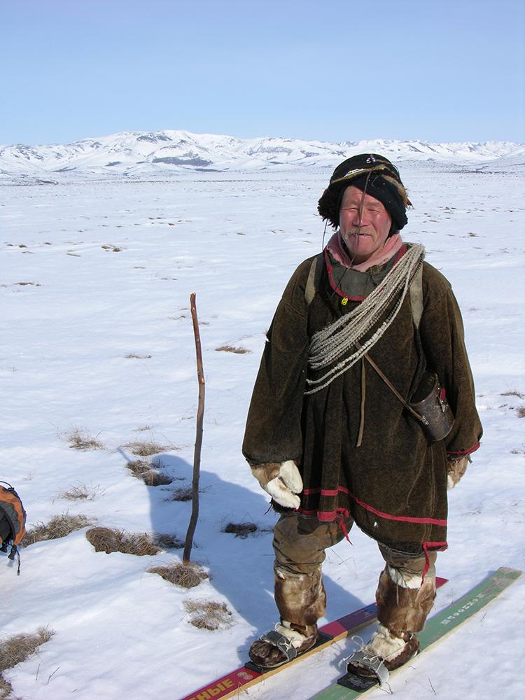 Jon Turk Siberia