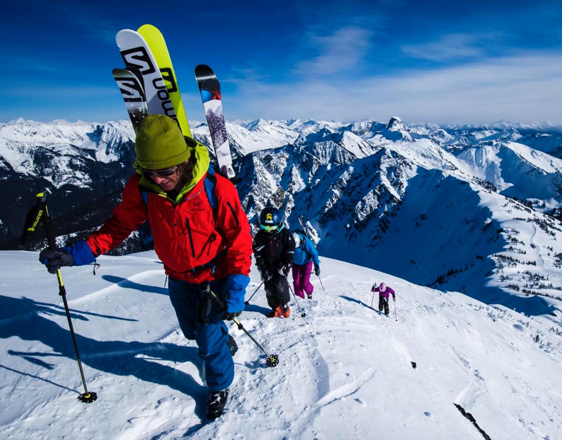 Backcountry Captures Ski Industry Powder Canada