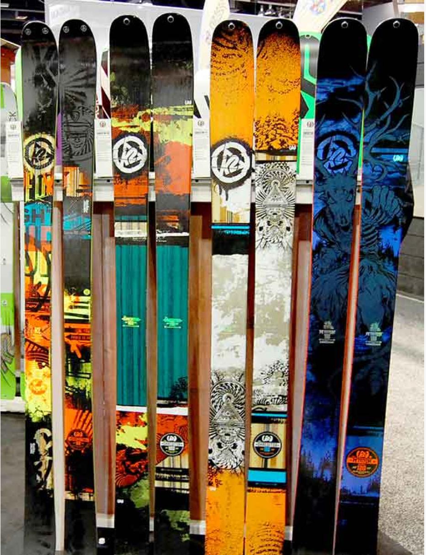K2 Skis 2015 Powder Canada