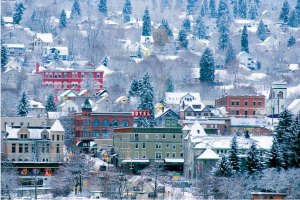 Nelson downtown