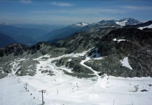 Horstman Glacier