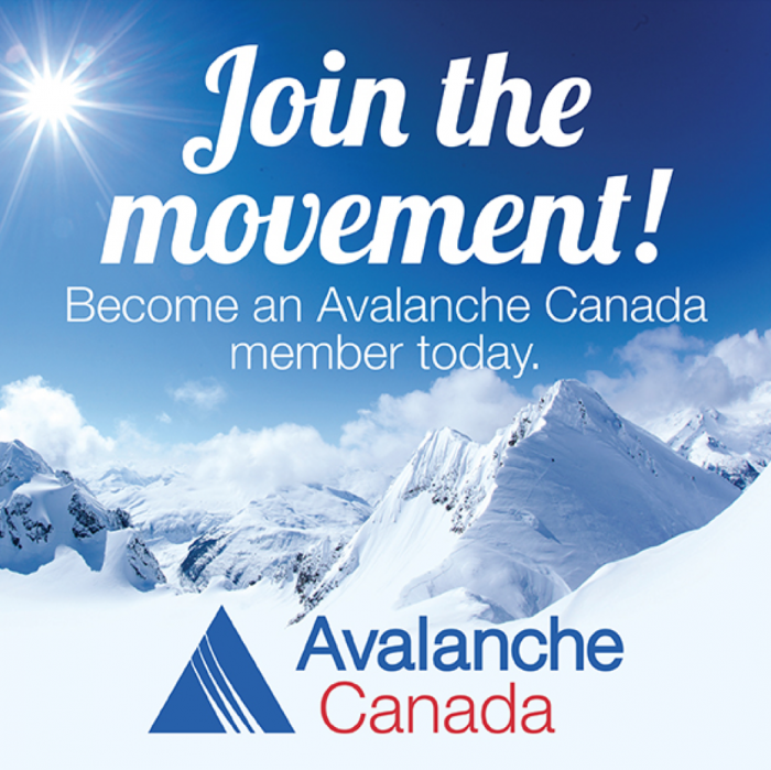Join Avalanche Canada
