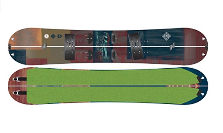 K2 splitboard