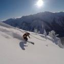 skiing Golden