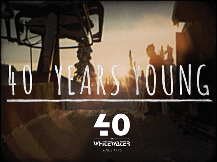 whitewater 40 years