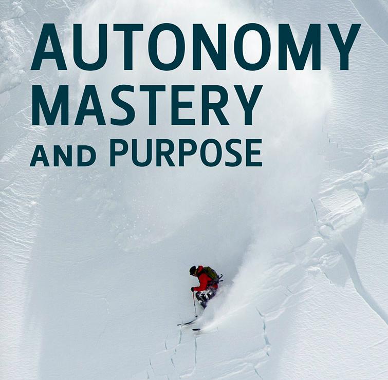 Autonomy, Mastery, and Purpose