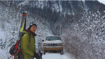 Avalanche Fatality in Banff