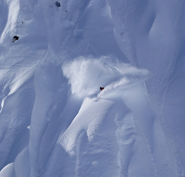 Whistler steeps