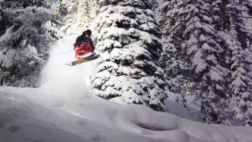 Top Early Season Powder Resorts