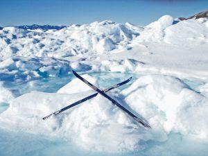 Jon Turk tele skis