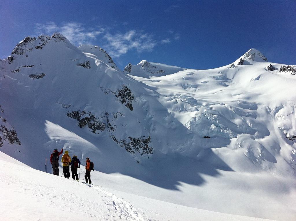 Spearhead Glacier