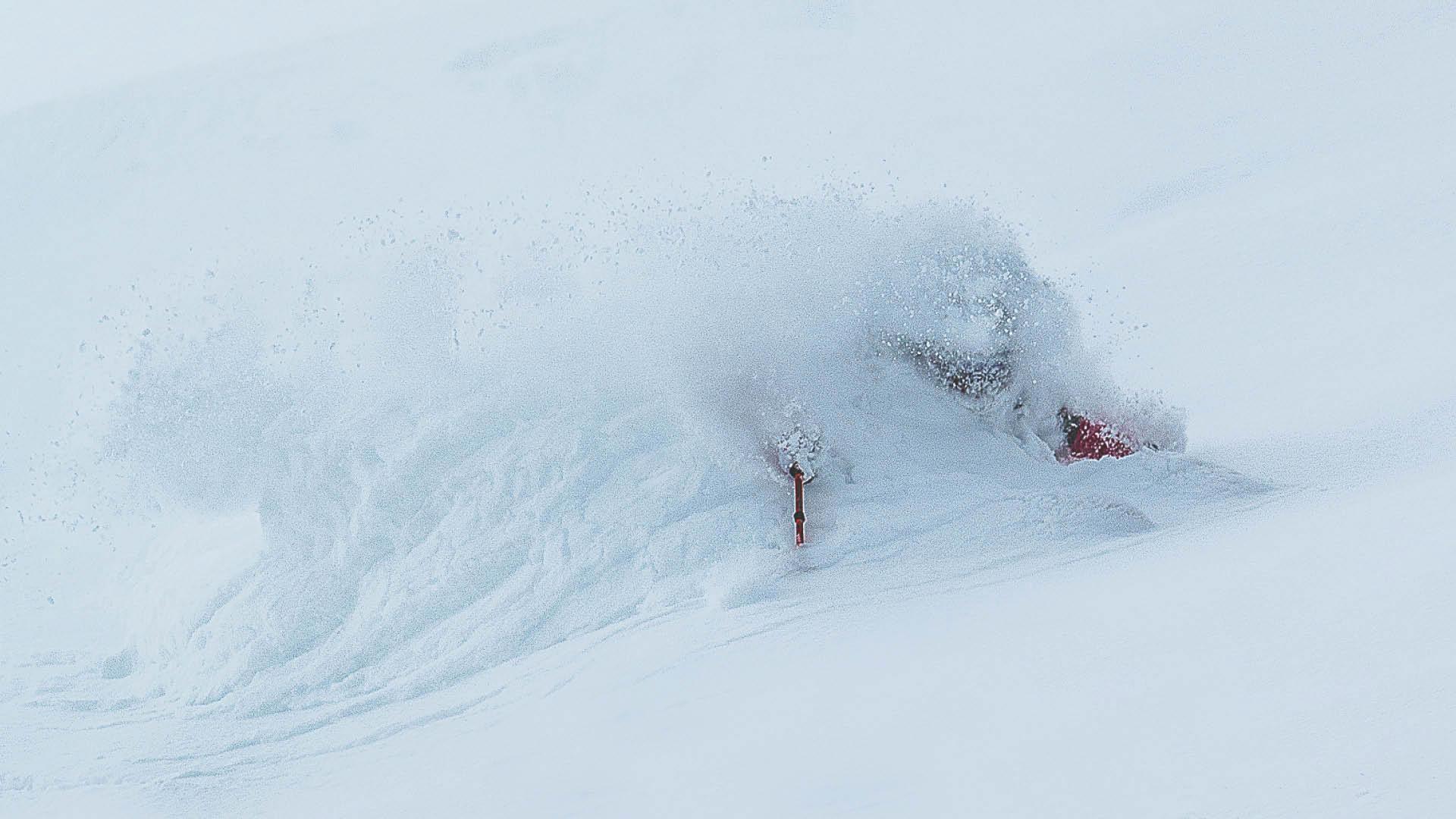 How To Ski Powder Powder Canada