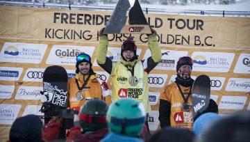 Logan Pehota wins FWT in Golden