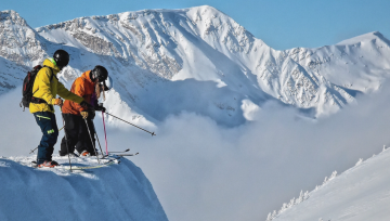 Golden BC – Epicentre of Canadian Freeride