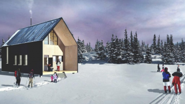 Castle Backcountry hut network planned