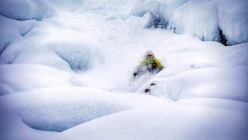 Chatter Creek is a Powder Skiers Dream