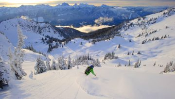 Top 10 Powder Resorts Report