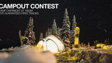 The North Face Winter Kickoff at Whistler