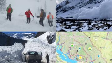 Avalanche Forecast User Study Underway