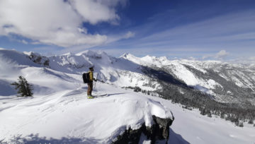 Avalanche Canada Preparing for Uncertainty