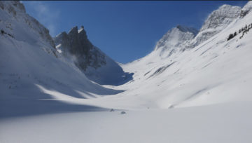 Updated: Fatality on Robertson Glacier