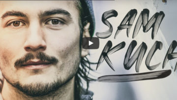 Is Sam Kuch the best skier in the world?