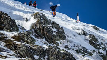 Freeride World Tour Opener in Andorran Pyrenees