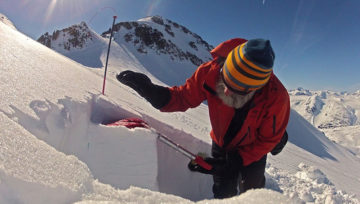 Alaska Avalanche Danger High throughout Spring